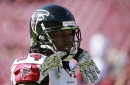 Roddy White, Michael Vick get their due from the Falcons in Monday's ceremony