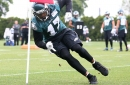 WATCH: Alshon Jeffery, Nelson Agholor lead WR drills at Eagles minicamp