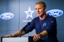 What Cowboys coach Jason Garrett had to say about Jaylon Smith's status and Dez tweeting Revis before minicamp