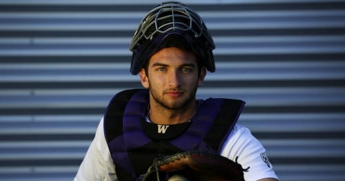 UW catcher Joey Morgan selected by Detroit Tigers in third round of MLB draft