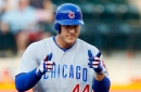 Cubs Tuesday lineup: Anthony Rizzo leading off