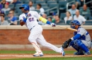 Yoenis Cespedes in the Mets lineup Tuesday against Cubs