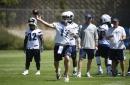 Chargers say bittersweet farewells in last week in San Diego The Associated Press