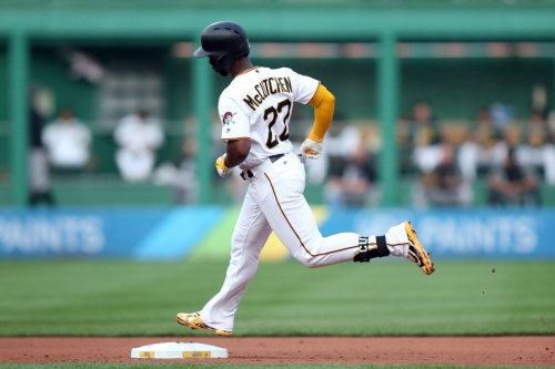 Andrew McCutchen homers twice, carries Pirates to 5-2 victory over Rockies