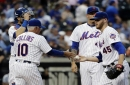 Zack Wheeler struggles as Mets get crushed by Cubs, 14-3