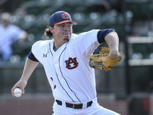 Tigers Selected in MLB Draft