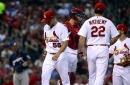 Gonzales Hit Hard, Cardinals Drop Nightcap