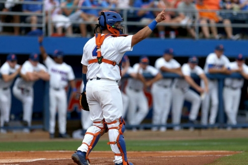 2017 MLB Draft: Florida's Mike Rivera selected by Cleveland Indians in sixth round