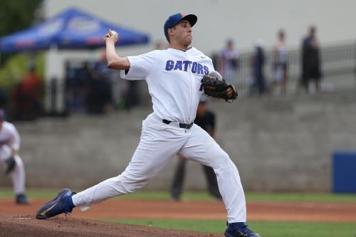 2017 MLB Draft: Florida pitcher Alex Faedo taken by Detroit Tigers at No. 18