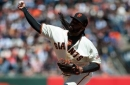Royals to get first shot at Cueto since he left for Giants