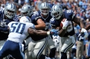 Is DeMarco Murray's New Offensive Line Better Than The Cowboys Line?