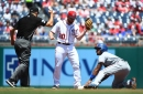 Philadelphia-born MLB umpire drops f-bomb at ex-Met Daniel Murphy (VIDEO)