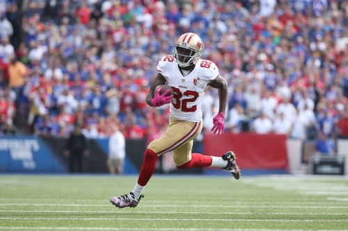 Torrey Smith gives 49ers shout out for cutting him earlier than Chiefs cut Jeremy Maclin