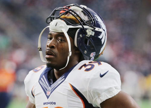 Broncos waive CB Taurean Nixon day after pick-6 in practice