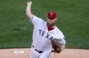 Cashner, Rangers going for sweep of division-leading Astros