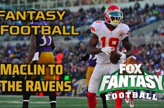 Fantasy Football: Maclin to the Ravens impact