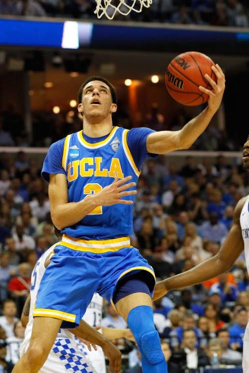 Lonzo Ball pokes fun at his father in new commercial The Associated Press