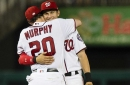 Washington Nationals' lineup for series finale with Atlanta Braves + Love for Daniel Murphy...