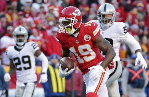 Maclin catches on with Ravens after unexpected exit from KC The Associated Press
