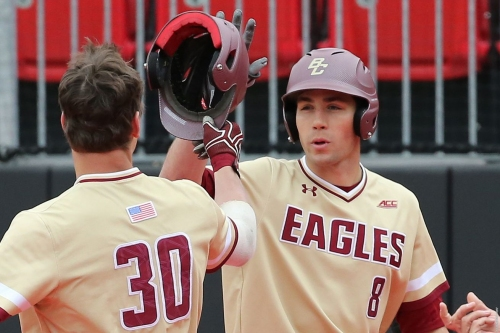 Boston College Baseball's Johnny Adams Drafted By The Seattle Mariners