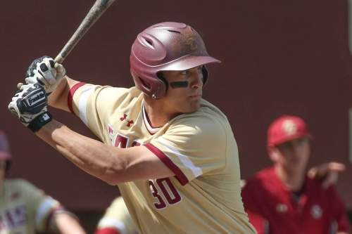 Boston College Baseball's Donovan Casey Selected in the 20th Round by the Los Angeles Dodgers