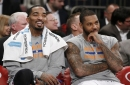 J.R. Smith 'liked' an Instagram image of Carmelo Anthony in a Cavaliers jersey; What do you think?
