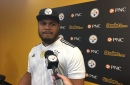 Steelers defensive lineman Tyson Alualu working his way back from calf injury