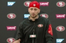 Brian Hoyer on 49ers offensive progress, importance of play action