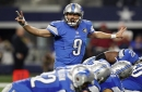Lions QB Stafford says he's ignoring contract implications The Associated Press