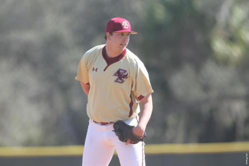 Boston College Baseball's Jacob Stevens Drafted by the New York Yankees