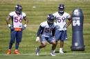 "Broncos defense in ""reset"" mode, Brandon Marshall's sore Achilles, more"