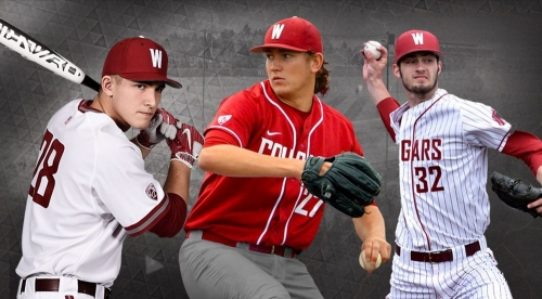 Three WSU Cougars selected on Day 3 of MLB Draft