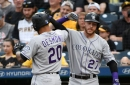 Colorado Rockies end losing skid with 5-1 victory over the Pittsburgh Pirates