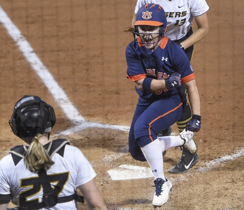 Carlee Wallace granted release from Auburn softball team