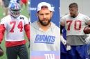 The Giants' weak link is sick of the bad rap