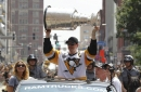 Pens Points: Parade Pandemonium
