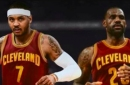 J.R. Smith starts stumping for Carmelo trade to Cavs