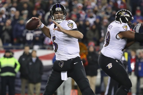 Joe Flacco labeled best Ravens candidate for 2017 MVP