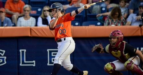 Auburn Softball's Carlee Wallace Transferring