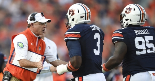 Gus Malzahn finalizes 6 changes to Auburn's off-field administrative staff
