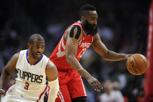 CP3 to the Rockets?