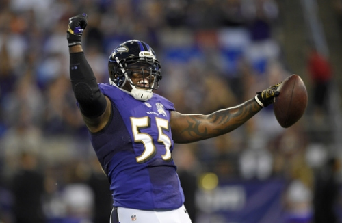 Ravens' Suggs ramps up intensity and workouts in 15th season The Associated Press
