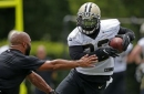 Ingram motivated by push from Peterson in Saints backfield