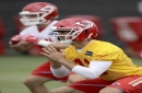 Chiefs' QB Smith ready to play after vexing offseason