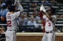 Gio Gonzalez, Daniel Murphy continue dominating New York Mets in Washington Nationals' 8-3 win...