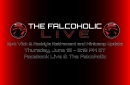 The Falcoholic Live: Ep4 - Vick & Roddy's Retirement and Minicamp Update