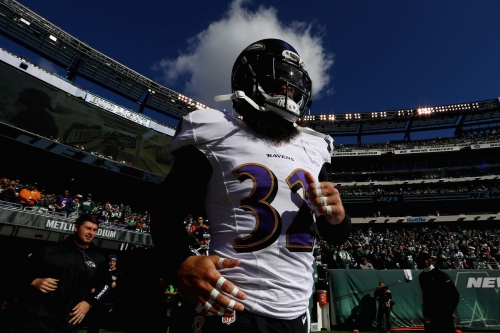 ICYMI: PFF ranks two Ravens among the 30 best in the NFL