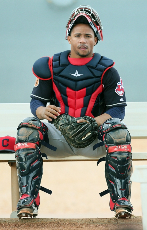 Akron's Francisco Mejia keeps getting hotter: Cleveland Indians Minor Leagues