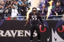 """Terrell Suggs, """"I'm the last of my kind"""""""