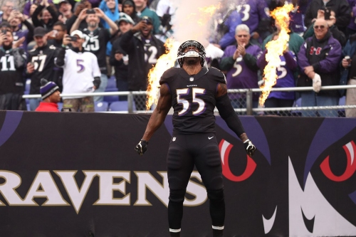 "Terrell Suggs, ""I'm the last of my kind"""